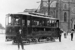 Bondi Tram photo
