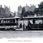 melbourne tram scroll