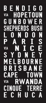 australian black tram roll