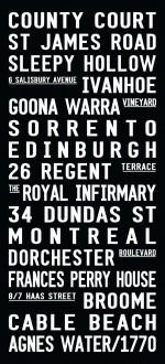 tram scroll