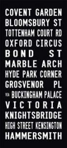 London - Full Line