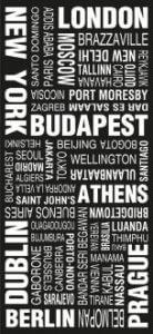 World Cities Modern