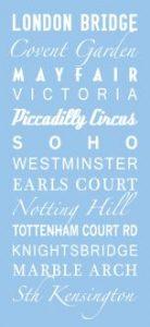 London-Multi-Font-style-Pastel
