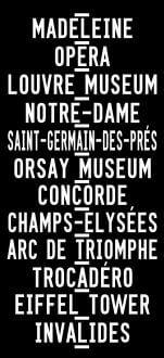 Paris - centred