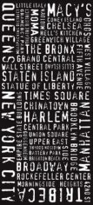 NYC - Modernista - Letterpress font
