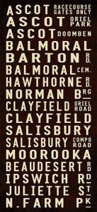 Clayfield Tram - Antique effects