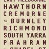 Melbourne Vintage Destination Tram Roll Signs