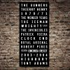 Arsenal FC Canvas Artwork