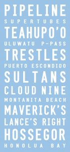 The Worlds Best Surf Breaks Tram Roll